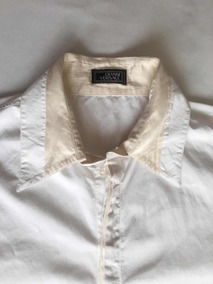 Gianni Versace Camisa Italiana Para Caballero