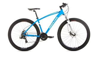 Bicicleta Ht80 Aro 29 Tm17 Azul Houston