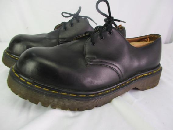 Zapatos Dr. Mertens /casquillo/ England 10 Uk 29 Mex