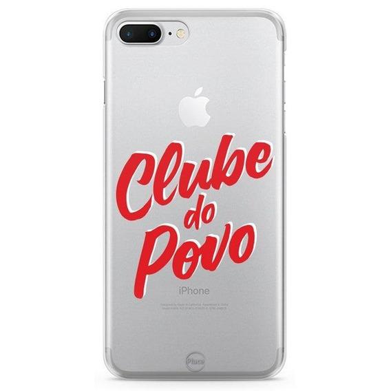 Capa iPhone 8 Plus / 7 Plus, Coleção Internacional