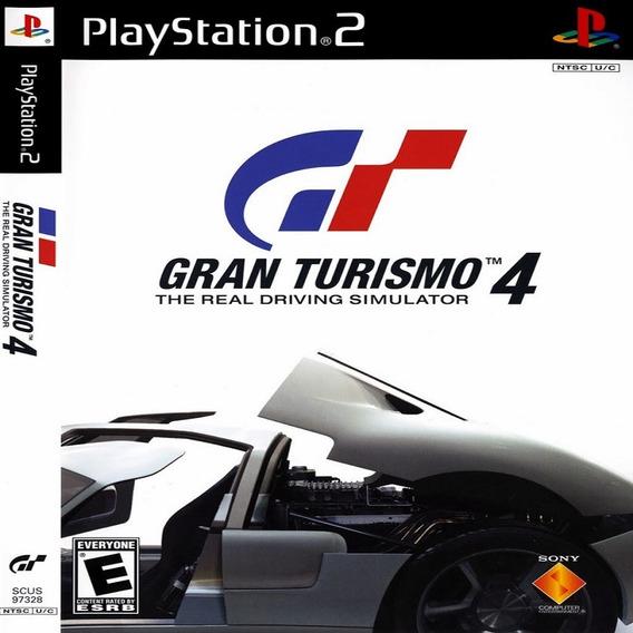 Gran Turismo 4 Ps2 Desbloqueado Patch