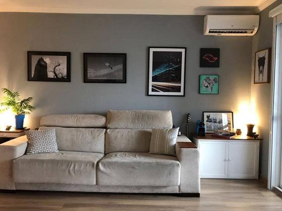 Apartamento Residencial À Venda, Perdizes, São Paulo. - Ap10978