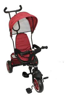 Triciclo One Click Rojo Rs-4045q