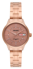 Relógio Orient Feminino Rosé Frss2001r2rx