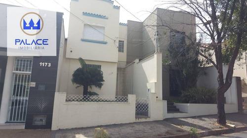 Casa Com 2 Dormitórios À Venda, 111 M² Por R$ 290.000,00 - Alemães - Piracicaba/sp - Ca0446