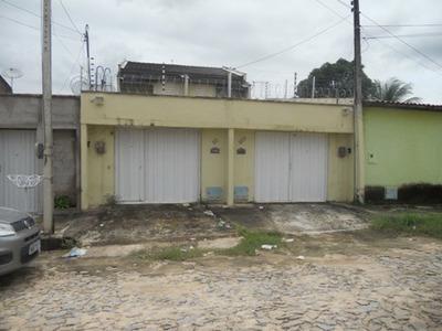 Casa Duplex Na Messejana, Garagem, 2 Quartos (1 Suíte)