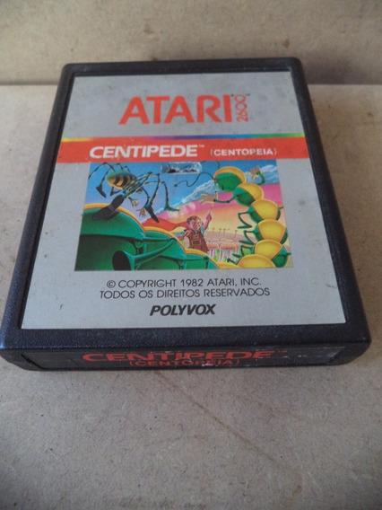 Jogo Atari 2600 Centipede