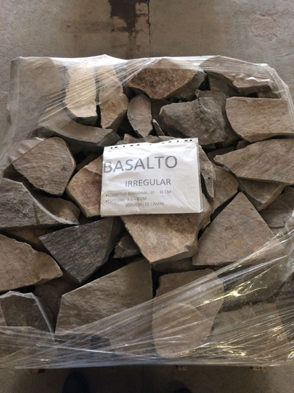 Piedra Laja Irregular Diámetro 20-35 Cm Espesor 3.5 - 6 Cm