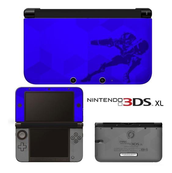 Skin 3ds Xl Adesivo De Proteção Fazemos Com Suas Imagens