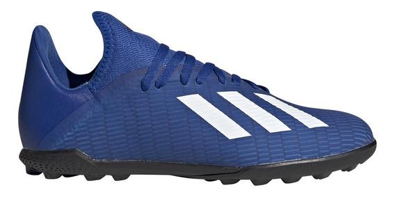 Botines adidas Futbol X 19.3 Tf J Fr/bl