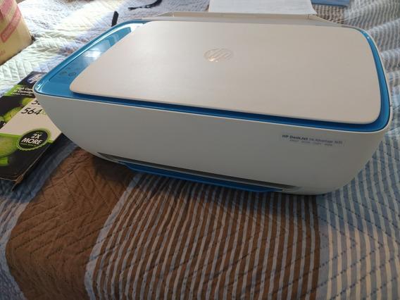 Impressora Hp Deskjet Wifi Usada