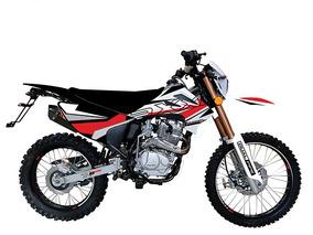 Moto Axxo Trz250 Año 2019 250cc Ne/ro