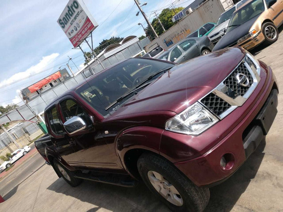Camioneta Nissan Navara