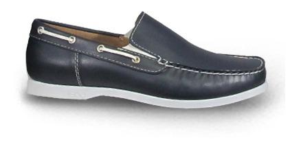 Febo N6 Zapato Náutico Mocasín Hombre