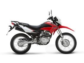 Honda Xr 150 0km 2017 Roja Negra Blanca Avant Motos