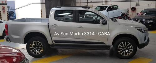 Nueva Chevrolet S10 2.8 Ltz Automatica 4x4 2021 0km Col 2222