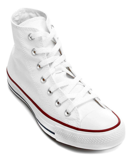 Tênis Cano Alto Converse All Star Ct As Hi Branco - Original