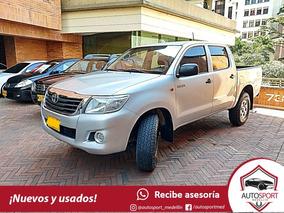 Toyota Hilux 2.5 Turbo Diesel