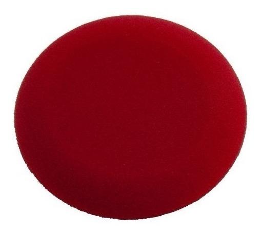 3d Aplicador Red Foam 4.5 X 1 Pad Aplicador - Highgloss Ro