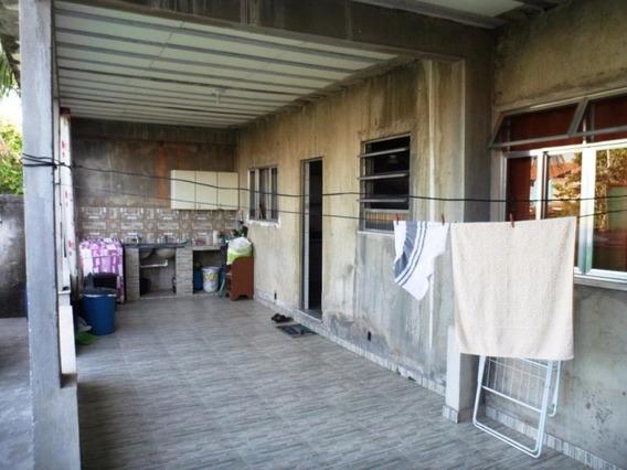 Posse/nova Iguaçu. Casa 3 Quartos, 2 Banheiros, Quintal E Garagem. - Ca00479 - 32690571