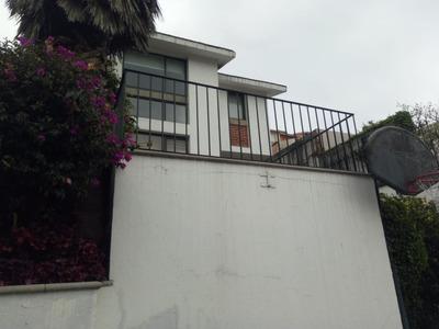 Hermosa Casa En Renta En Santa Fe, En Paseó De La Lomas