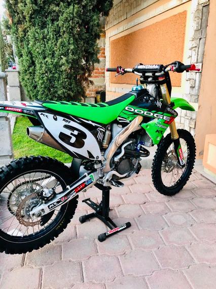 Moto Cross Kawasaki Kx 250f 2011 Nacional