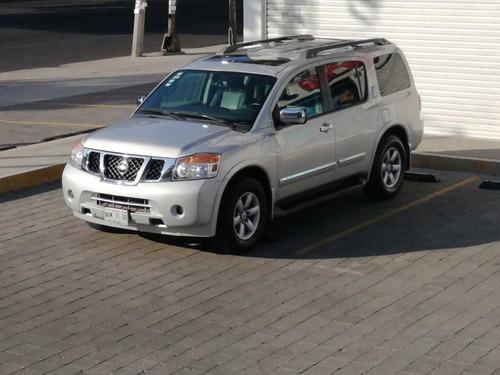 Nissan Armada 5.6 Exclusive 4x2 Mt 2013