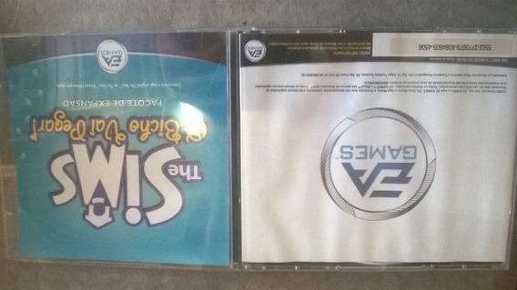 Pacote De Extensão The Sims O Bicho Vai Pegar 2 Cd
