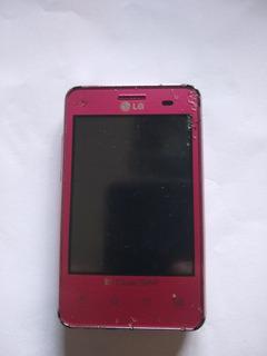Celular Lg E405f Para Retirada De Peças