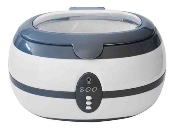 Limpador Ultrassônico De Joias Relógios Solver 220v Hlu-800