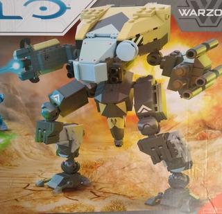 Ogrisher Hannibal Mantis Halo Megaconstrux