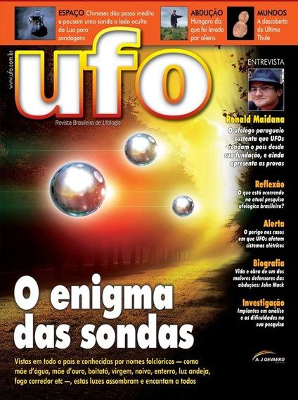O Enigma Das Sondas - Revista Ufo 265