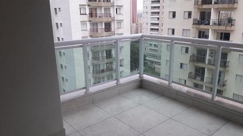 Imagem 1 de 30 de Apartamento Residencial À Venda, Vila Mascote, São Paulo. - Ap12334