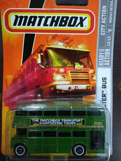 Matchbox Routemaster Bus Double Deck