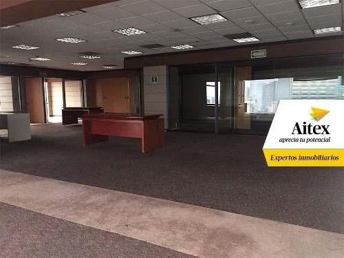 Oficina En Renta En Edificio Omega Polanco, Cdmx