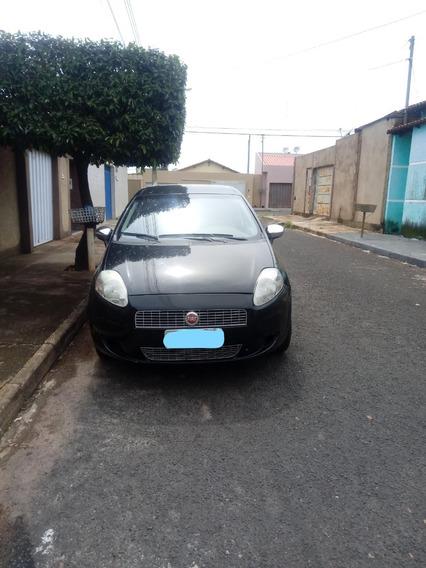 Carro Fiat Punto 2009, Em Perfeitas Condições