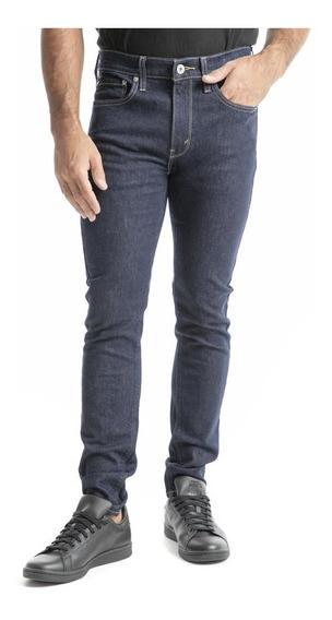 Pantalón Denizen® Hombre Azul Regular Flex Rinse