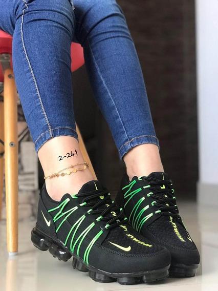Calzado Deportivo Para Las Damas 100% Garantizado Caja