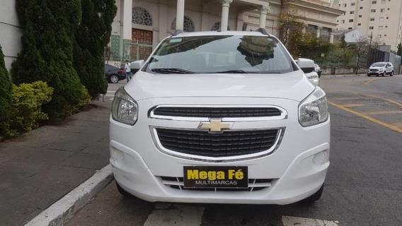 Chevrolet Spin Lt 1.8 8v Econo.flex 5p Aut. 2014 Completo