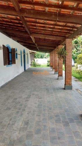 Chácara Com 4 Dorms, Chácara Das Palmeiras, Itapecerica Da Serra - R$ 850 Mil, Cod: 2012 - V2012