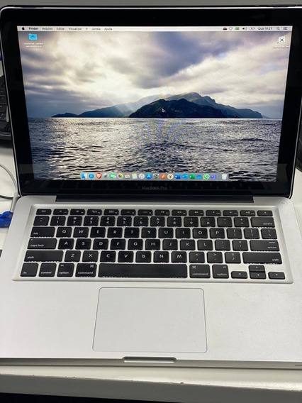 Macbook Pro I5 2,3ghz 16gb Ssd120gb 13,3 A1278 (modelo 2011)