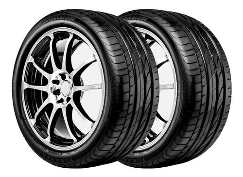 Imagem 1 de 6 de Kit 2 Pneus Bridgestone Aro 16 Turanza Er300 185/55r16 83v