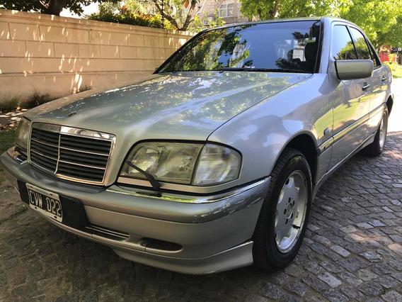 Mercedes-benz Clase C 2.8 C280 Elegance Plus At 1999