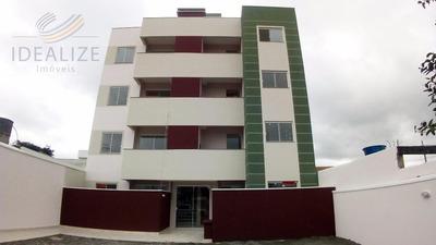 Apartamento Com 02 Quartos- Cruzeiro, São José Dos Pinhais. - Codigo: Ap0037 - Ap0037