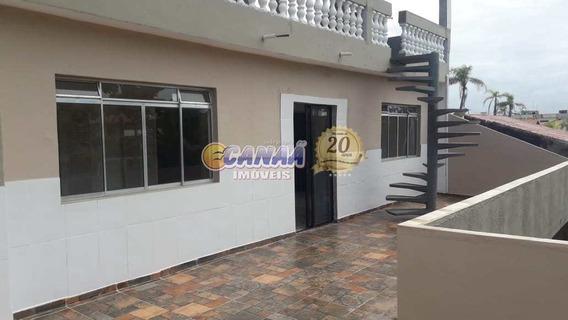 Sobrado Com 4 Dorms, Gaivotas, Itanhaém - R$ 265 Mil, Cod: 7947 - V7947