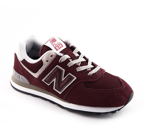 Zapatilla Urbana Pc574gb Bd/gr/be New Balance Niño