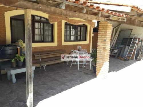 Chácara Com 3 Dormitórios À Venda, 2000 M² Por R$ 450.000 - Buquirinha - São José Dos Campos/sp - Ch0060