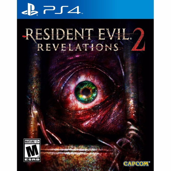 Resident Evil Revelations 2 (mídia Física Leg Pt-br) - Ps4