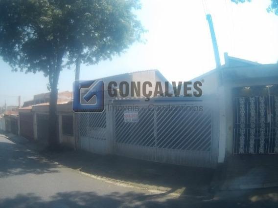 Venda Casa Terrea Sao Bernardo Do Campo Bairro Assunçao Ref: - 1033-1-53480