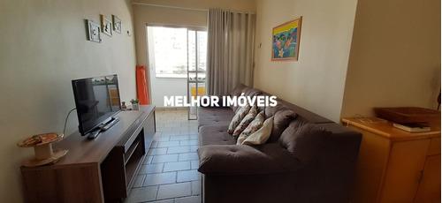Apartamento Mobiliado E Equipado Com 02 Dormitórios No Centro De Balneário Camboriú/sc - 2547